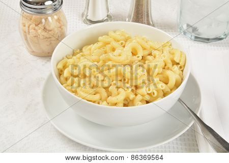 Macaroni And Butter