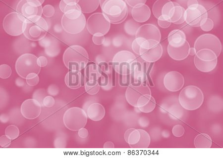 purple circle shape boke background
