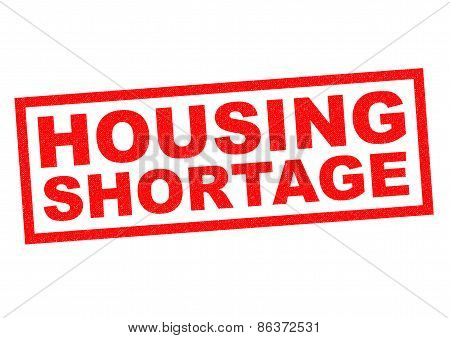 Housing Shortage
