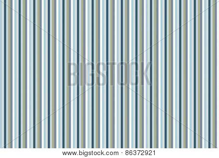 Striped seamless pattern, Californian blue