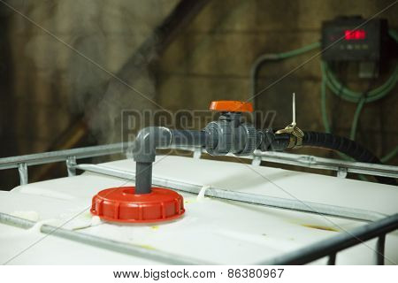 Chemical Pump Hydrochloric Acid