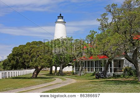 Okracoke Lighthouse