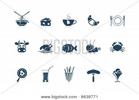 Food Icons 2 - Piccolo series