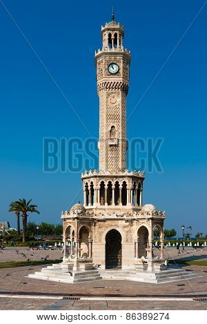 Izmir symbol, The Clock Tower