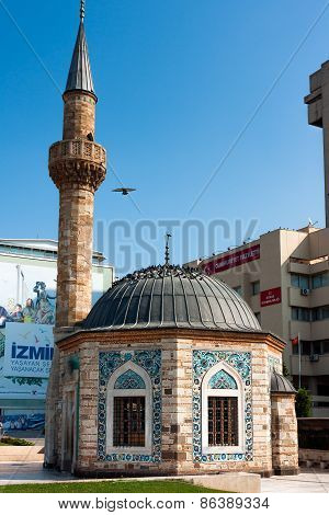 Yali Mosque in Izmir, Turkey