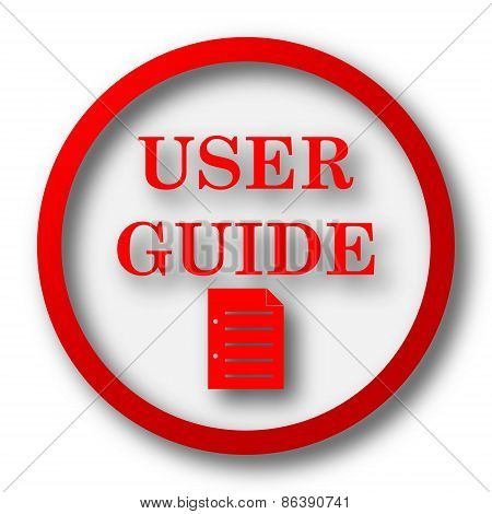 User Guide Icon