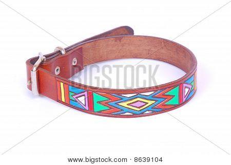 African dog collar