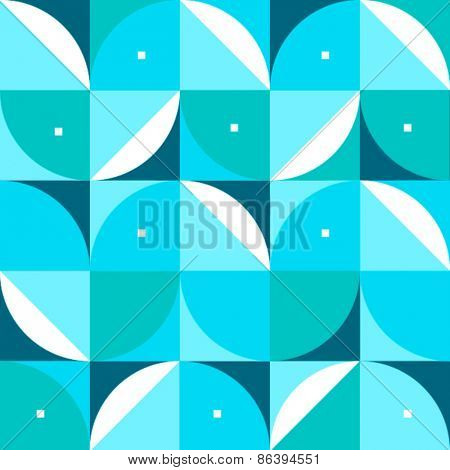 Vector abstract colorful geometric background
