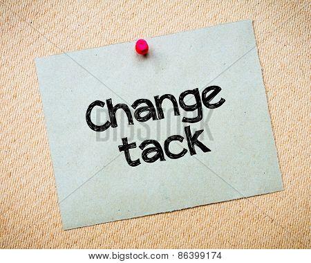Change Tack
