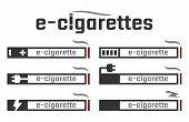 foto of e-cigarettes  - E - JPG