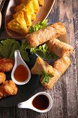 picture of nem  - spring roll - JPG