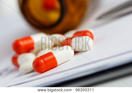 Tablets And Recipe.