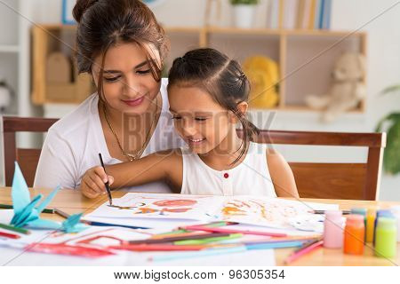 Drawing A Picture