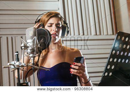 Recording A Song