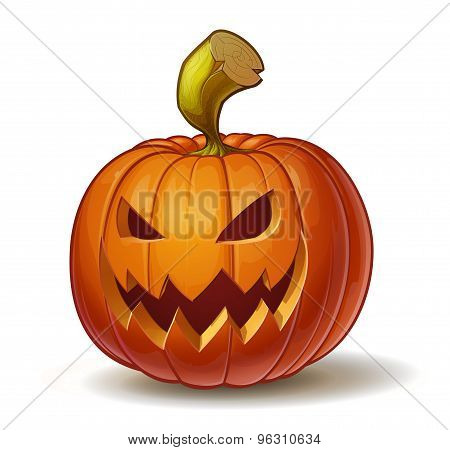 Pumpkins Scary 4