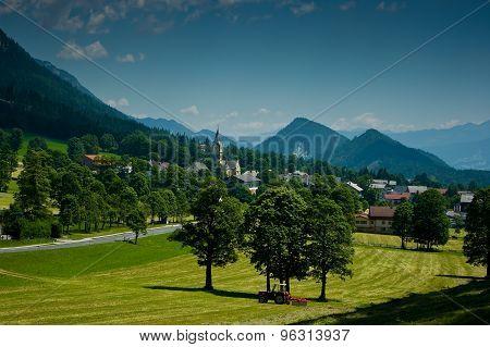 Ramsau am Dachstein.