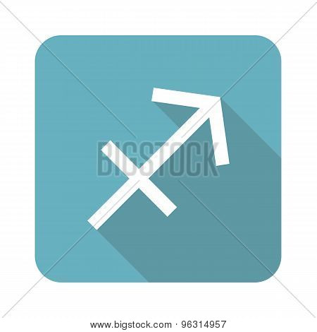 Square Sagittarius icon