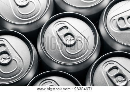 Aluminum drinks can