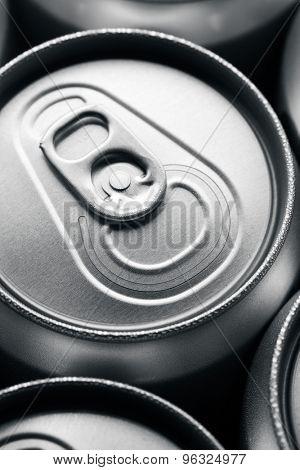 Plain Aluminum Beverage Cans