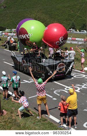 Caravan of Tour de France