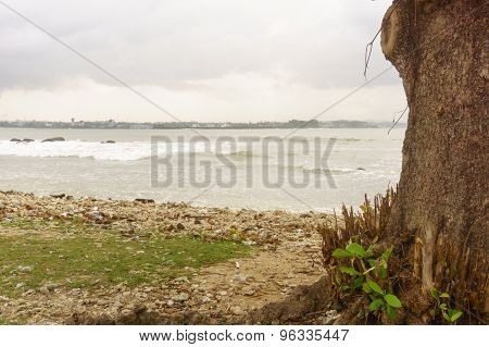 Sea Beach In Srilanka