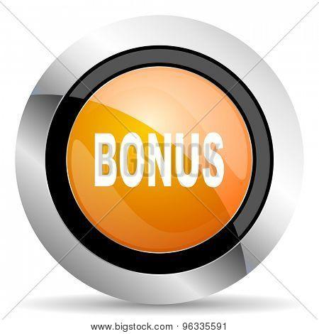 bonus orange icon