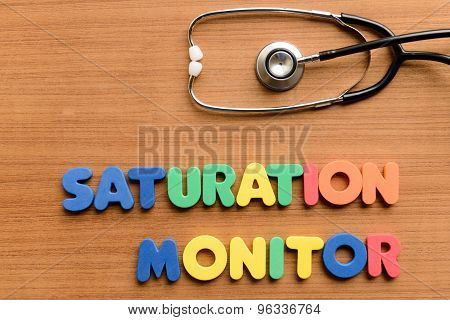 Saturation Monitor