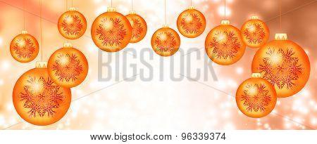 Christmas Orange Balls
