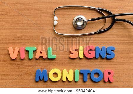 Vital Signs Monitor