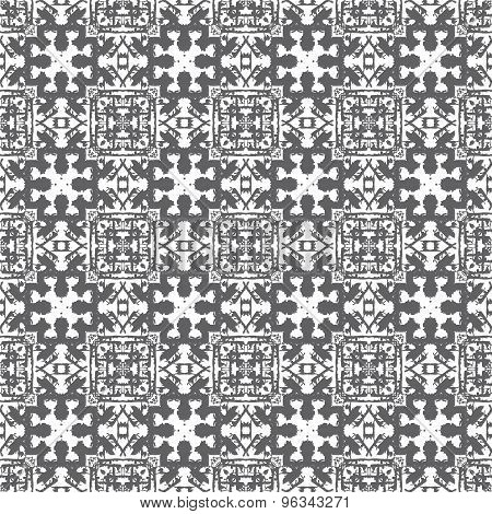 Seamless tiled pattern vector design.
