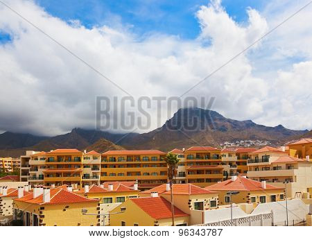 Las Americas in Tenerife island - Canary Spain