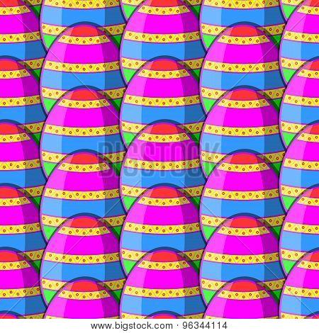 Egg Striped Pattern