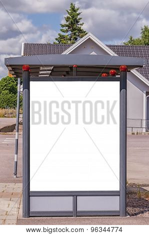 Bus Stop Billesholm