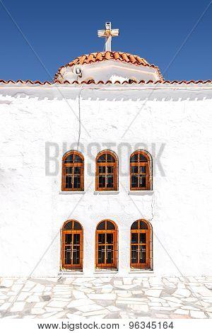 Lerapetra Church Facade