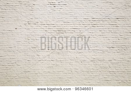 Brick wall texture, background