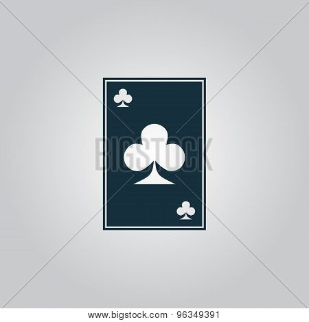 Clubs card icon