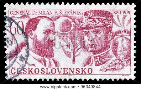 Czechoslovakia 1969