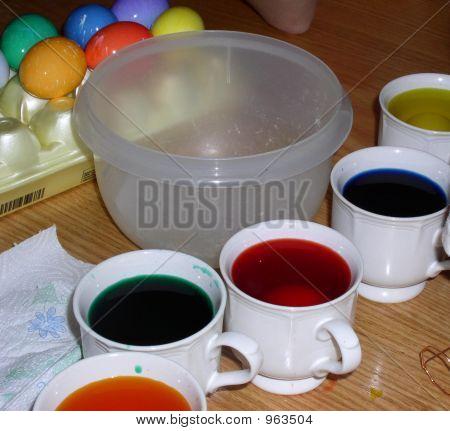 Egg Dyes