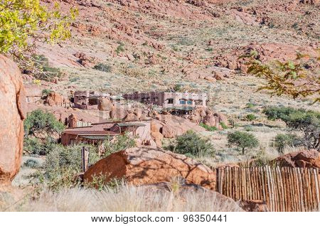 The Lodge At Koiimasis
