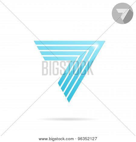 Arrow Logo Template