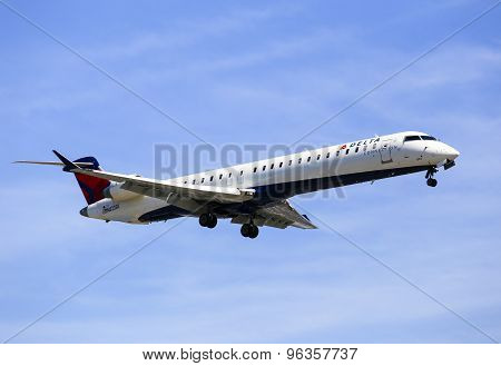 Delta Airlines Connection