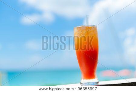 Caribbean Cocktail.