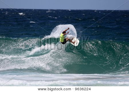 professional surfer