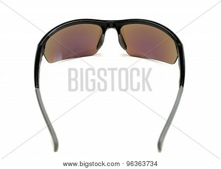 Sports Sunglasses, Inside View.