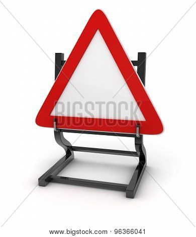 Road Sign - Give Way