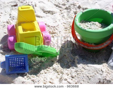 Juguetes de arenas