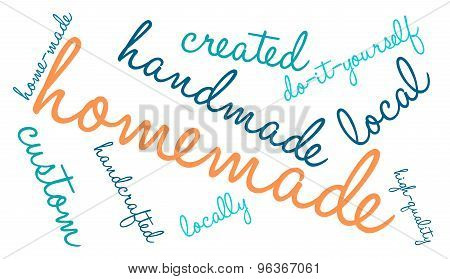 Homemade Word Cloud