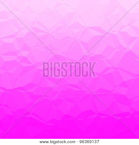 Pink Polygons