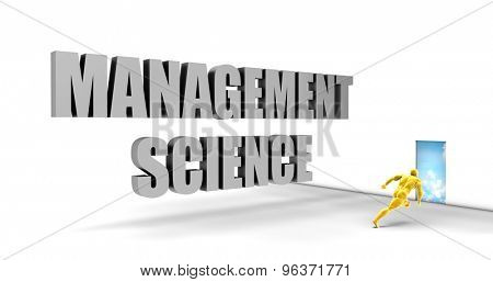 Management Science as a Fast Track Direct Express Path