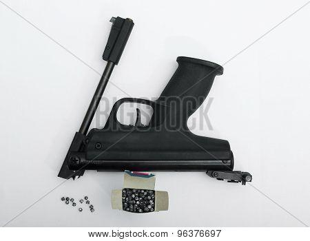 Svertsnovye Bullets Air Gun
